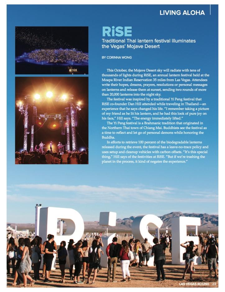 LVB Rise Festival